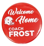 Welcome Home Frost Button
