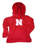 Youth Girls Nebraska Sandy Hoodie
