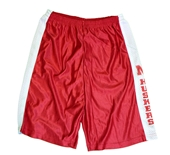 Youth Huskers Basketball Jersey Mesh Short