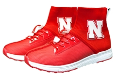 Youth Huskers LED Light Up High Top