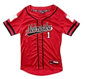 Youth Nebraska Bam Baseball Jersey