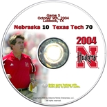 2004 Dvd Texas Tech