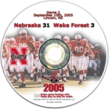2005 Dvd Wake Forest