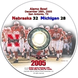 2005 Dvd Alamo Vs Michigan