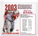 2003 Dvd Season & Bowl