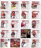 All 30 Nebraska Football Seasons DVD Box Sets!