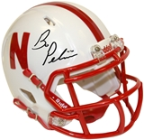 Pelini Signed Mini Helmet