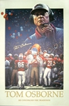 "Coach Osborne ""He Continued The Dream"" Print"