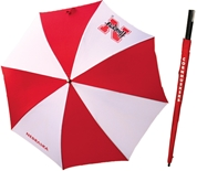 Nebraska Red Golf Umbrella 62 inch